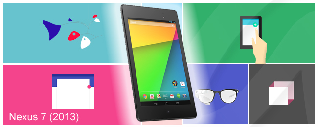 ASUS Nexus 7 (2013) Android 5.0 Lollipop