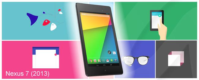 ASUS Nexus 7 (2013) Android 5.0 Lollipop