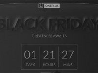 OnePlus One: Black Friday Countdown und Offline Store