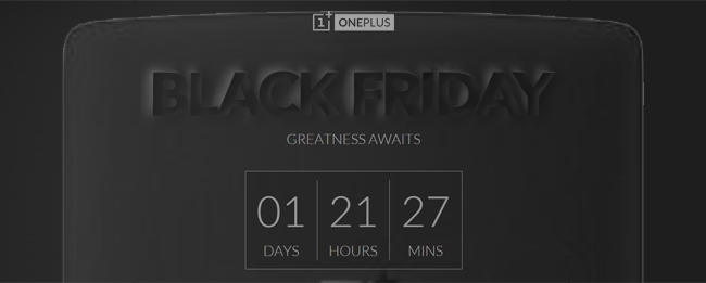 OnePlus One Black Friday 2014