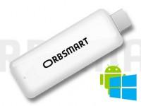 Orbsmart AW-01: TV-Stick mit Android 4.4 und Windows 8.1
