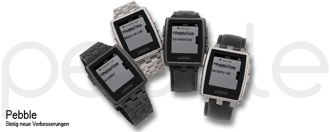 Pebble Update