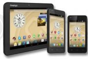 Prestigio mit zwei neuen Smartphones und einem Tablet