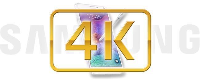 Samsung Galaxy Note 5 mit 4K Display