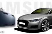 Samsung Gear VR mit virtuellem Rundgang im neuen Audi TTS Coupe