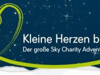 Sky Charity Advent: Spenden für den guten Zweck