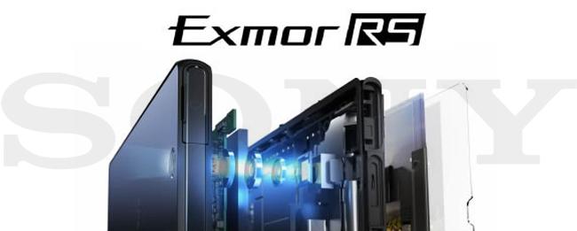Sony Exmor RS Kamera-Sensor