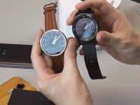 [Video] LG G Watch R vs. Motorola Moto 360