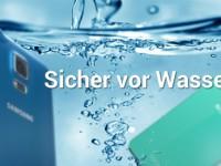 Wasserdicht: Die fünf besten Android Smartphones