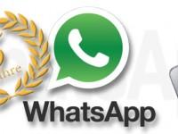 WhatsApp wird 5 Jahre alt mit neuen Rekorden