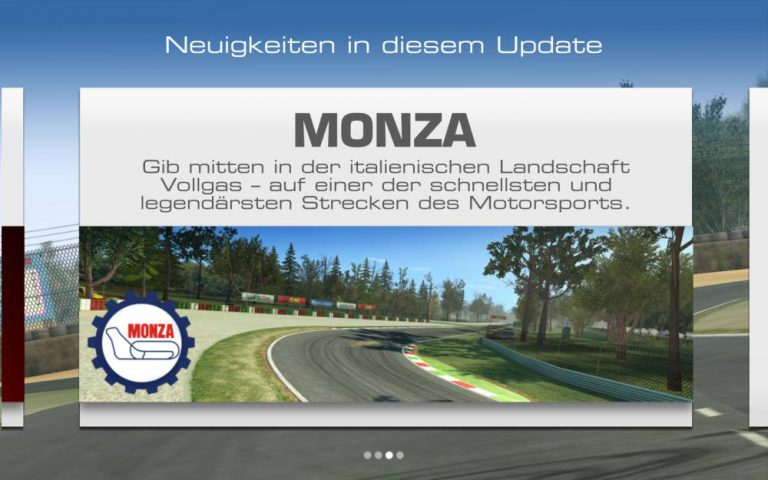 Real Racing 3 Scuderia Ferrari Update