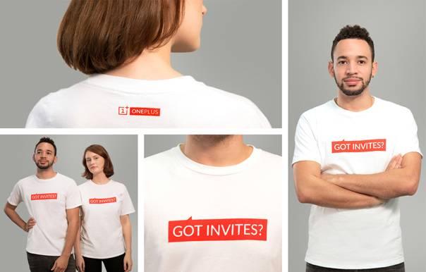 OnePlus One Fan-Shirt