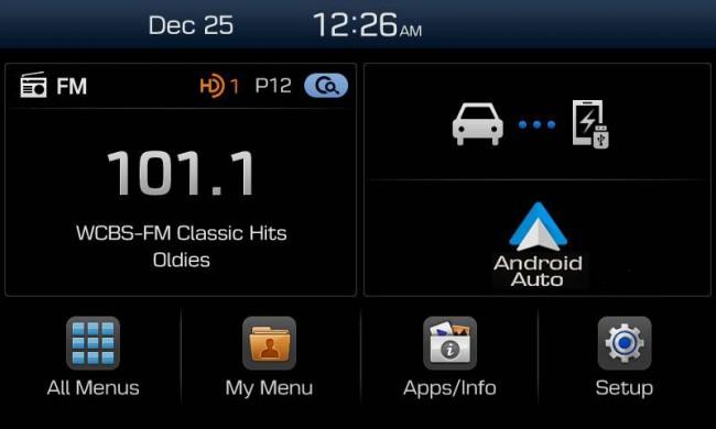 Android Auto bei Hyundai