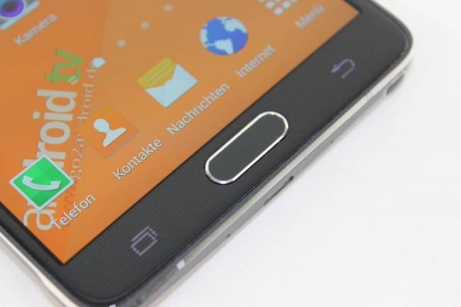 Samsung Galaxy Note 4 Test