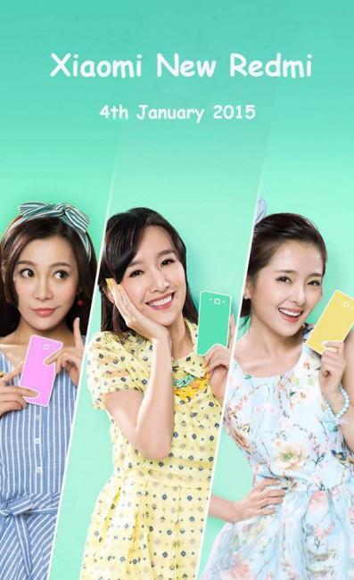 Xiaomi Redmi 1S Dual LTE