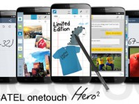[Test] ALCATEL onetouch Hero 2 – Ein Held mit Stylus!