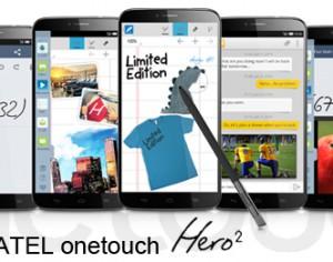 [Test] ALCATEL onetouch Hero 2 – Ein Held mit Stylus!