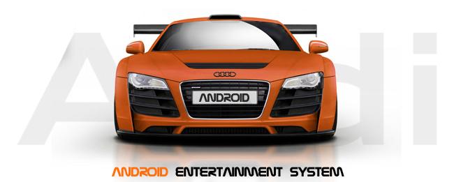 Android Auto und Audi
