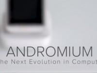 Andromium macht das Android Smartphone zum Desktop
