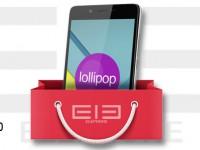 [Update] Elephone P6000: Das zweite Smartphone mit vorinstalliertem Android 5.0 Lollipop
