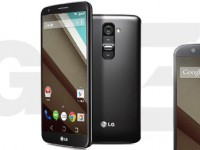 Videos vom LG G2 mit Android 5.0.1 Lollipop gesichtet