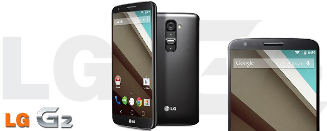LG G2 Android 5.0.1 Lollipop Update