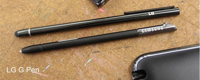 LG G Pen Teaser