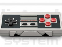 NES30: Bluetooth-Gamepad im NES-Design