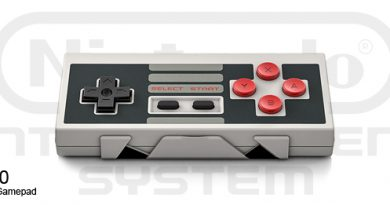 NES30 Bluetooth-Gamepad