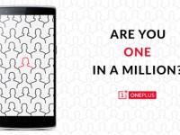 One in a Million: Gewinne ein OnePlus One