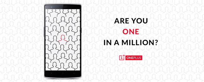OnePlus One in a Million