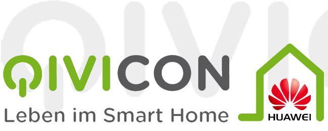 huawei ist nun teil der smart home initiative qivicon. Black Bedroom Furniture Sets. Home Design Ideas