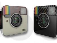Socialmatic: Polaroid-Kamera mit Android und Drucker kommt Januar 2015