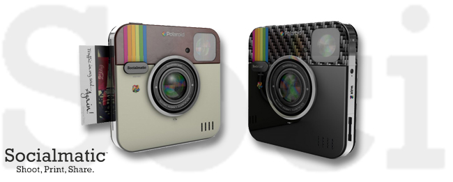 Socialmatic by Polaroid