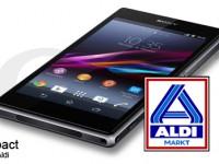 Sony Xperia Z1 Compact für 279 Euro am 4. Dezember bei Aldi