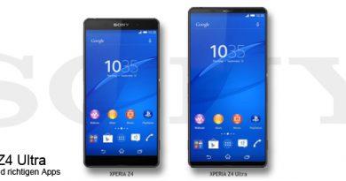 Sony Xperia Z4 Ultra Teaser