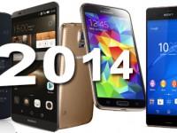 Die Top 3 der besten Android Smartphones 2014
