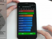 [Video] Alcatel Onetouch Hero 2 AnTuTu Benchmarktest