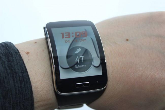 Samsung Gear S Test