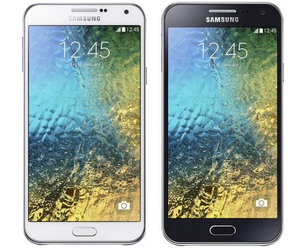 Samsung Galaxy E5 und E7