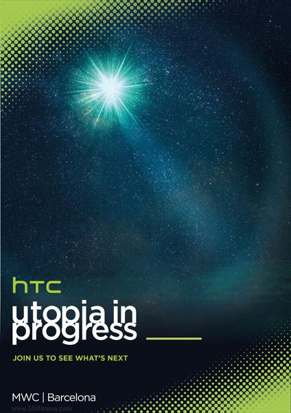 HTC-Teaser MWC 2015