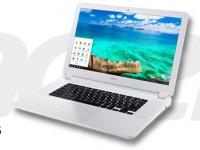 Acer Chromebook 15: Das größte Notebook mit Chrome OS