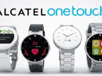 [CES 2015] ALCATEL ONETOUCH WATCH: Uhr mit Android kostet 149 Dollar