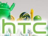 HTC Roadmap zu weiteren Android 5.0 Lollipop Updates