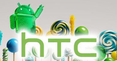 Lollipop für HTC