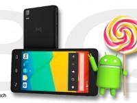 BQ Aquaris-Familie bekommt Android 5.0 Lollipop