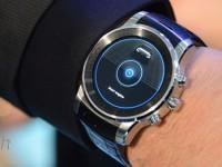 LG G Watch R2 für Audi: Da läuft WebOS drauf