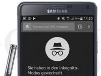 Google-Patent deutet auf automatischen Inkognito-Modus