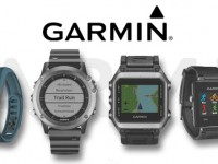 [CES 2015] Garmin mit vier neuen Wearable Devices