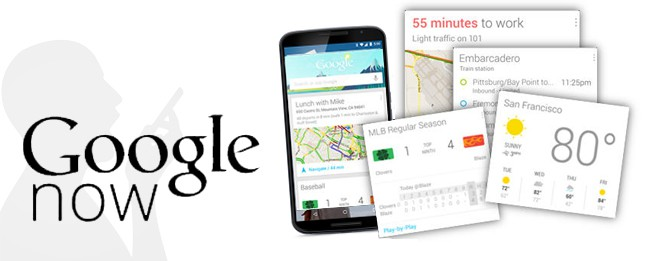 Nexus 6 und Google Now